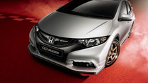 Honda Civic Mugen styling package introduced