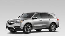 2014 Acura MDX production verison