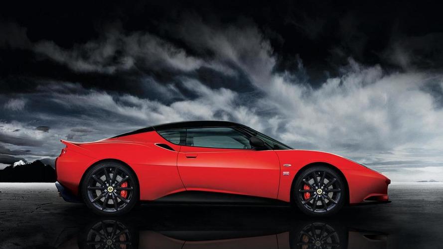 Lotus Evora Sports Racer revealed