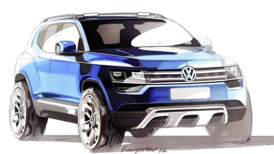 Volkswagen Taigun coming in 2016 - report