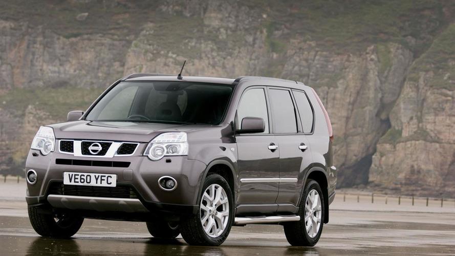 Nissan X-Trail Platinum Edition unveiled (UK)