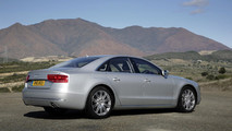 Audi A8 and A7 models in Germany recall