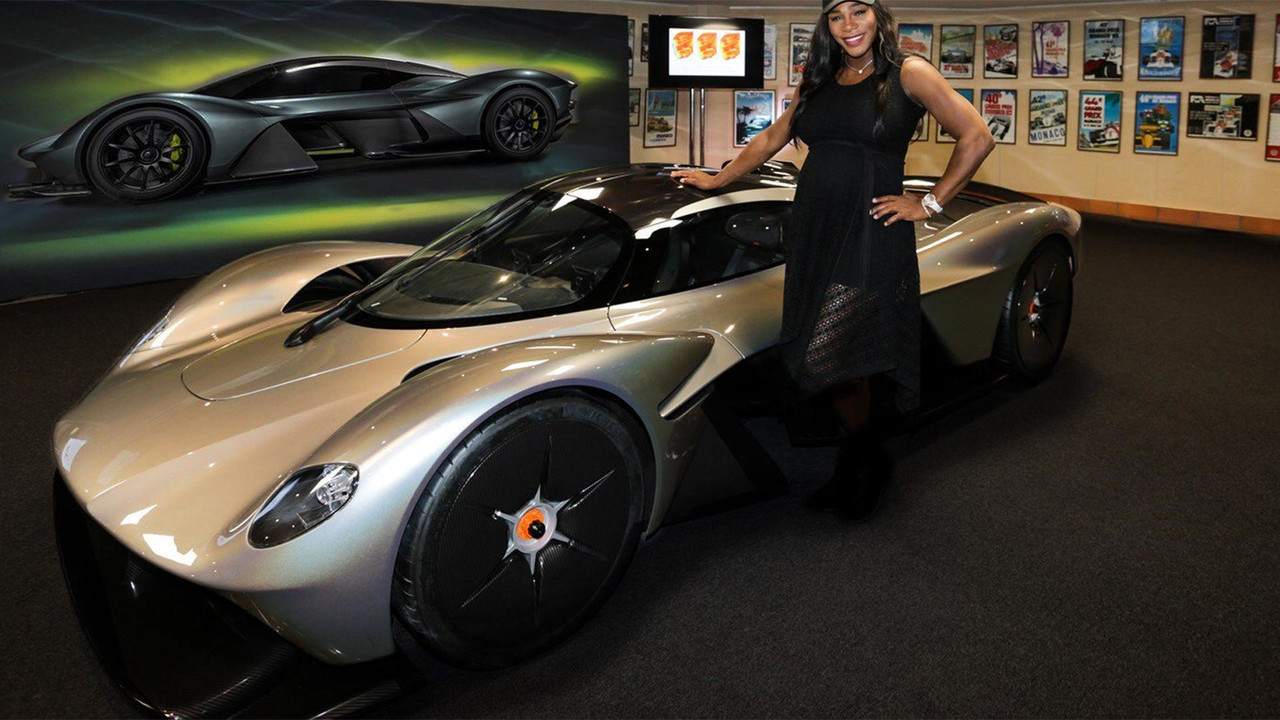 Aston Martin Valkyrie Comparison