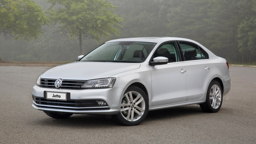 Novo Jetta Highline