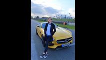 Susie Wolff losing driver's license