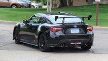 Subaru BRZ STI fotos espía