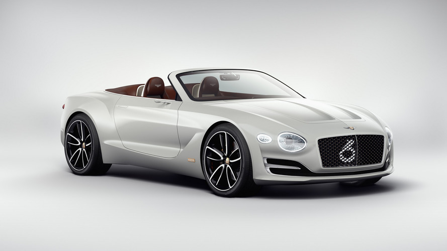 VW Fears Two-seater Bentley Sports Car Might Clash With Audi R8