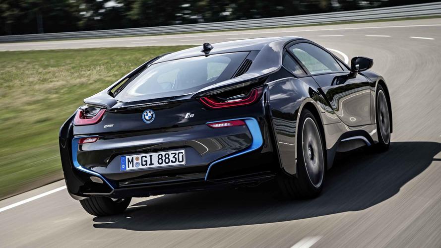 2017 BMW i8 Review