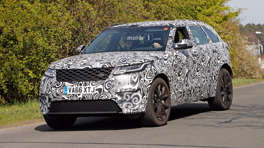 Le Range Rover Velar SVR sera commercialisé fin 2018