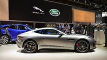 2018 Jaguar F-Type - New York 2017