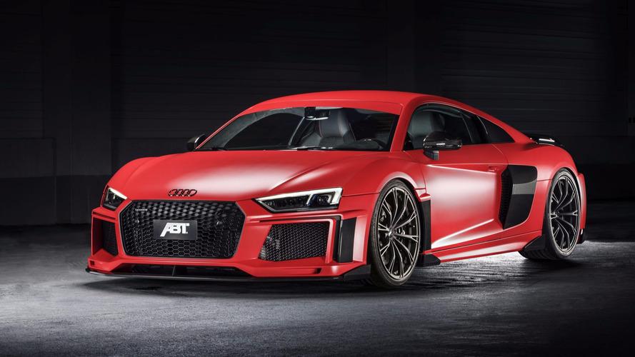 ABT Sportline s'attaque à l'Audi R8 V10 Plus !