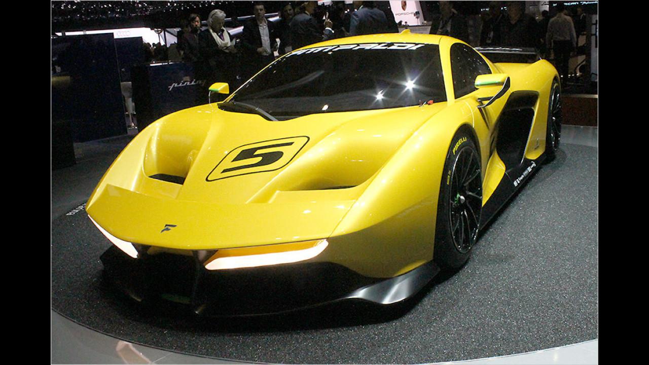 Pininfarina Fittipaldi EF7 Vision Gran Turismo