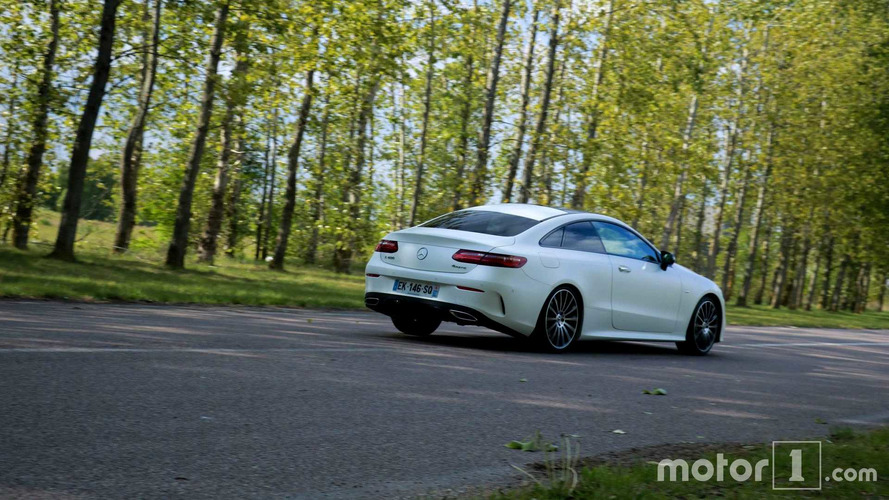Essai Mercedes Classe E Coupé
