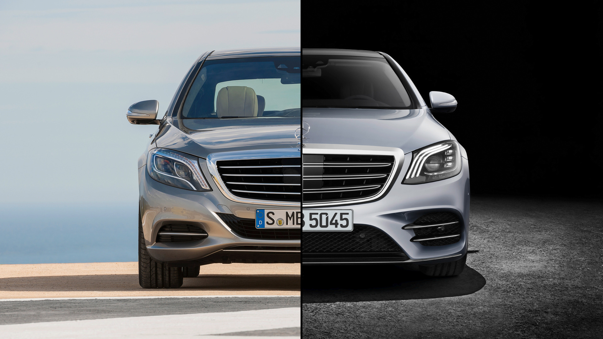 2018 mercedes s class facelift can you spot the changes for Mercedes benz techs
