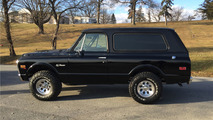 1971 Chevy K5 Blazer Auction