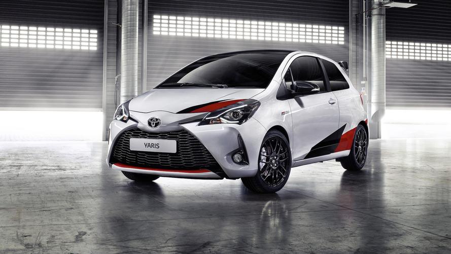 Toyota Yaris GRMN, solo 400 unidades para Europa