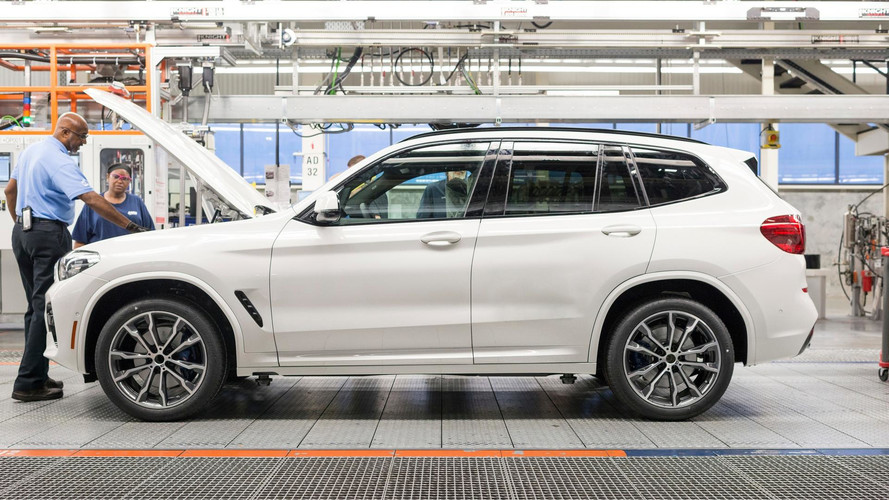 BMW Buyers Are Ditching The 3 Series For The X3