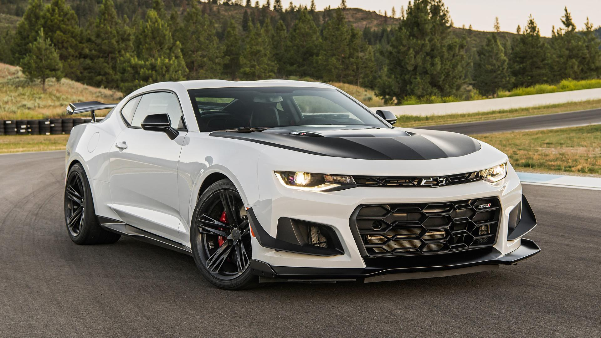 2018 Chevy Camaro ZL1 1LE First Drive Best The Breed