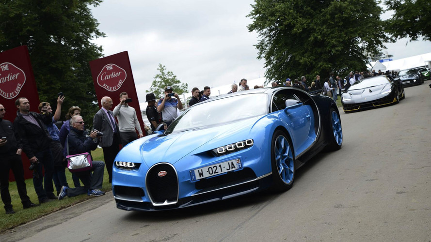 Goodwood 2017 - Les plus belles supercars en piste !