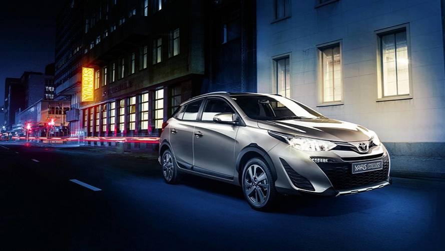 Futuro nacional, Toyota Yaris ganha versão aventureira
