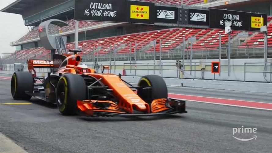 Grand Prix Driver, una docuserie dietro le quinte della Formula 1