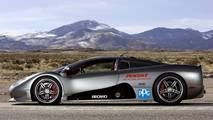 SSC Ultimate Aero – 412 km/s