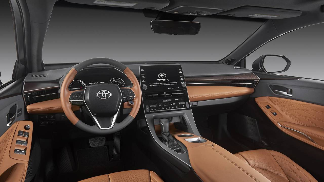 Toyota Rav4 2019 Spy >> 2019 Toyota Avalon Limited Hybrid photo