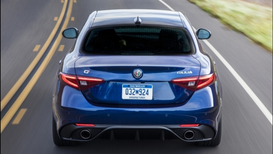 Alfa Romeo Giulia, negli USA costa 36.000 euro