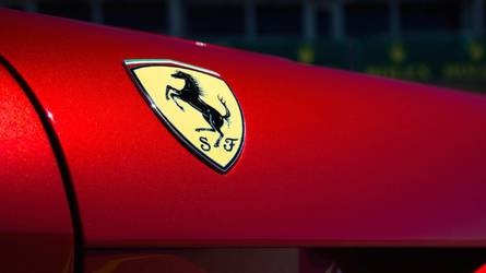 Ferrari 488 Sport Special Series Photographed At Private Event