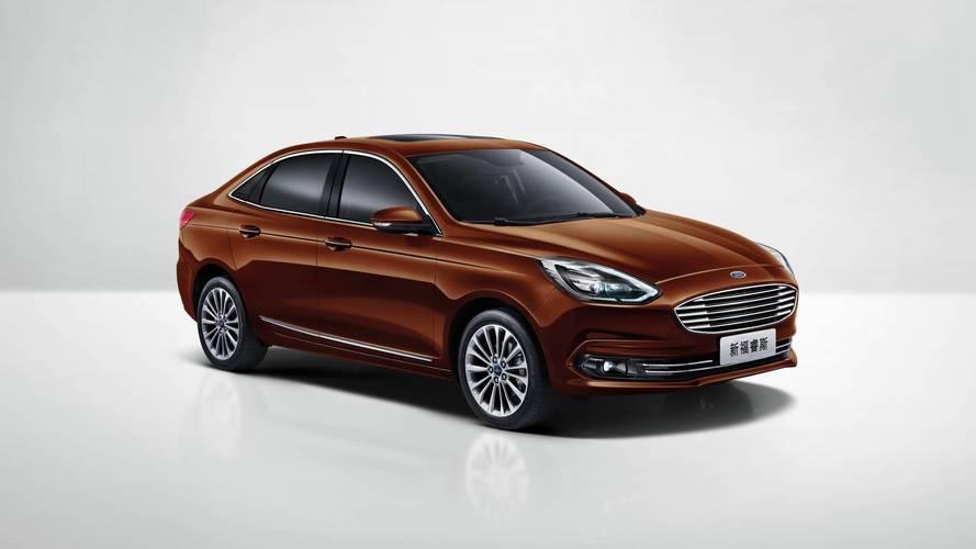 Ford Escort 2018 (Çin'e Özel)