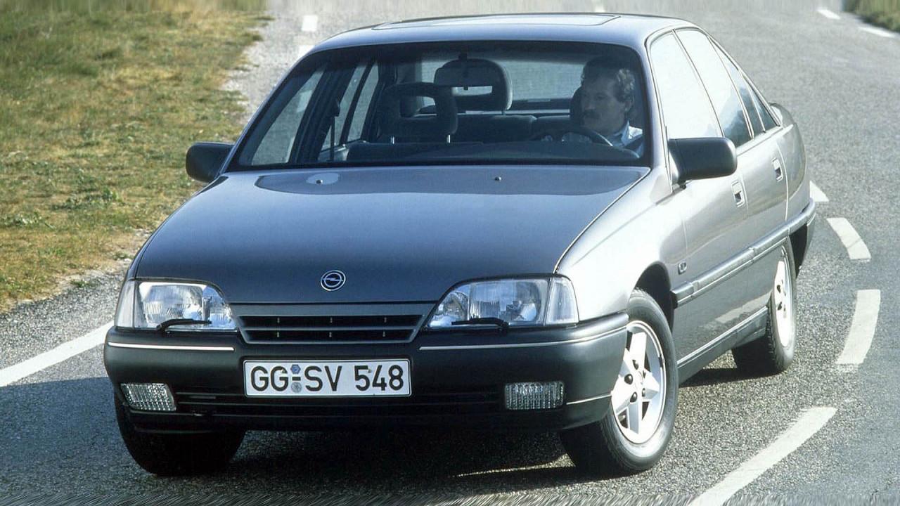 1987: Vauxhall Carlton