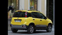 Nuova Fiat Panda Cross