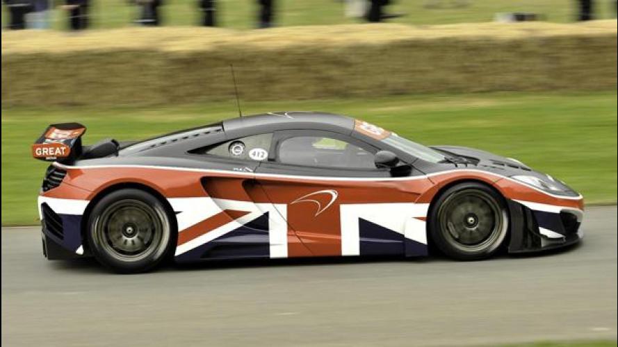 Goodwood Festival of Speed 2012: lo spettacolo della passione
