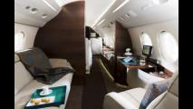 BMW DesignworksUSA per il jet Falcon 7X