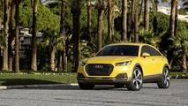 Audi TT Off-road konsepti - Q4 isim hakkı