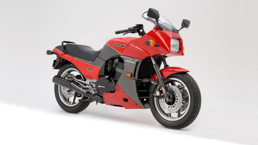 Kawasaki shares tale of the Ninja