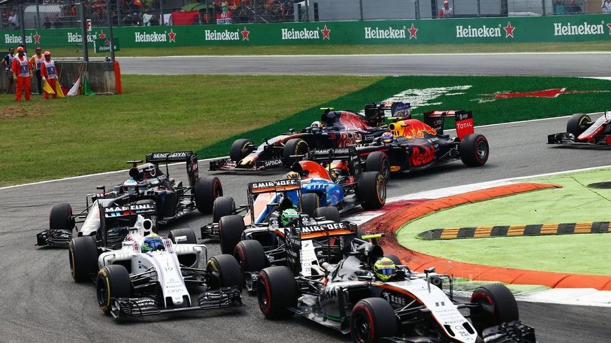 İtalya GP - Yarış Sonucu