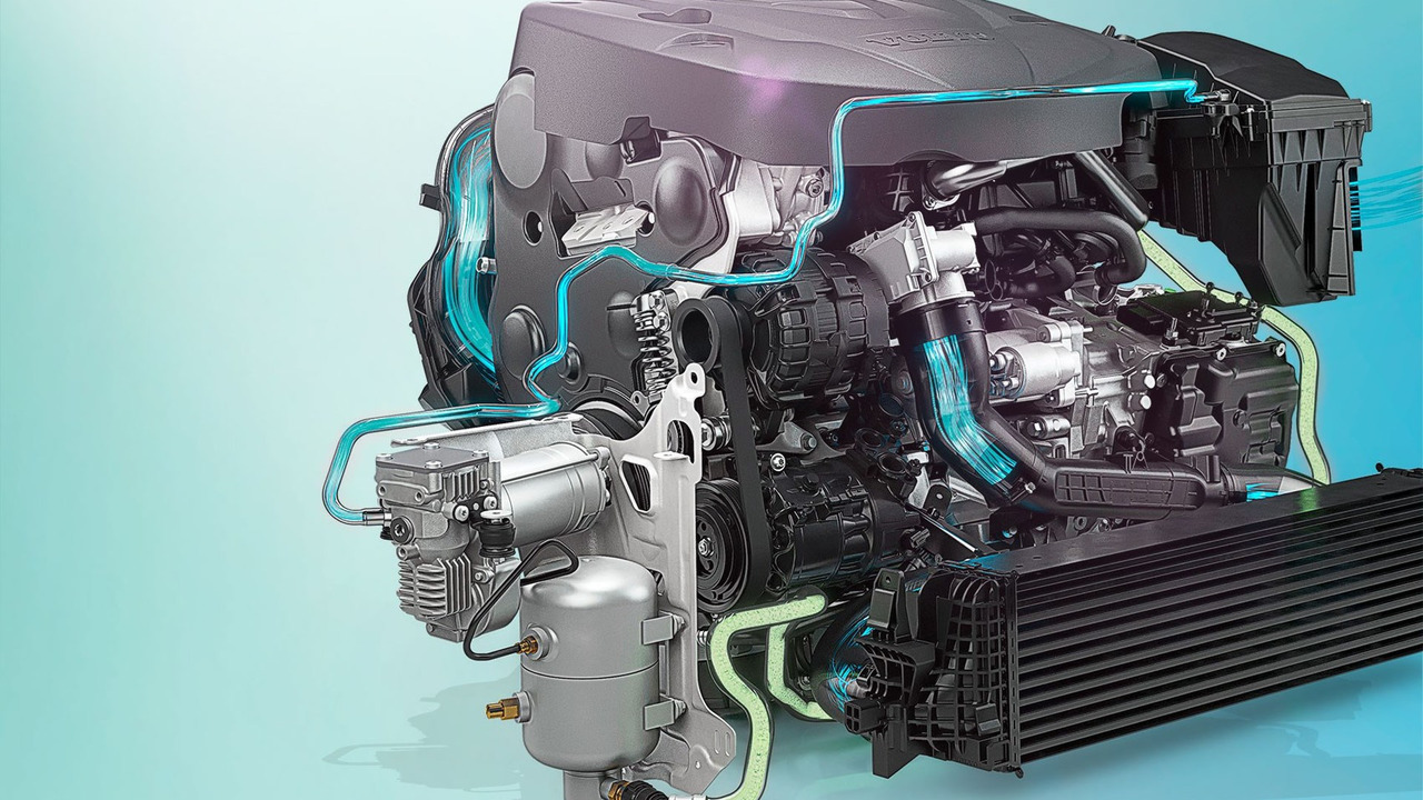 Volvo PowerPulse sistemi