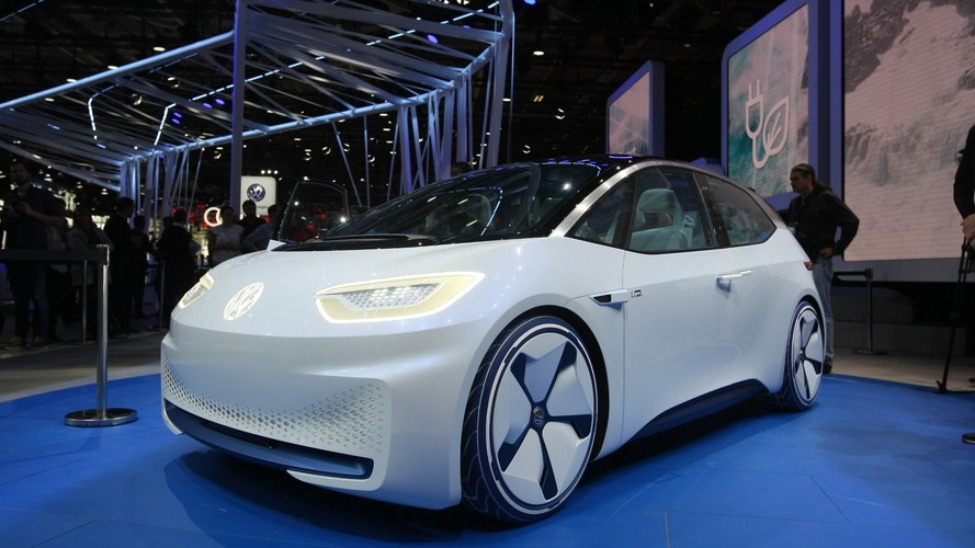 Road-Going VW I.D. Hatchback Will Look A Whole Lot Like Concept