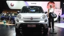 Fiat 500L Trekking 2016 Mondial de l'Automobile