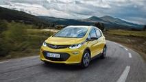 Opel Ampera-e - Vauxhall trials
