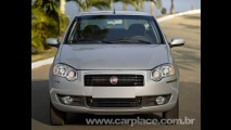 Novo Fiat Palio com a frente do Siena chega no começo de 2009 - Linha Fire também mudará