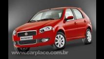 Confira a lista de preços e itens de série de cada versão do Novo Fiat Palio 2010