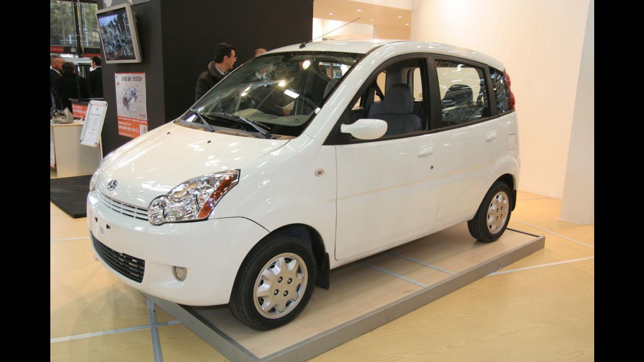 Martin Motors al Motor Show 2008