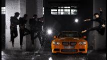 BMW M3 Tiger Edition
