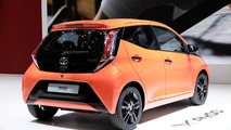 2014 Toyota Aygo debut in Geneva