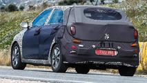 2015 Hyundai i20 spy photo