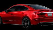 Atenza Sedan Mazda Design concept