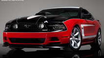 2014 Saleen George Follmer Edition Mustang 18.08.2013