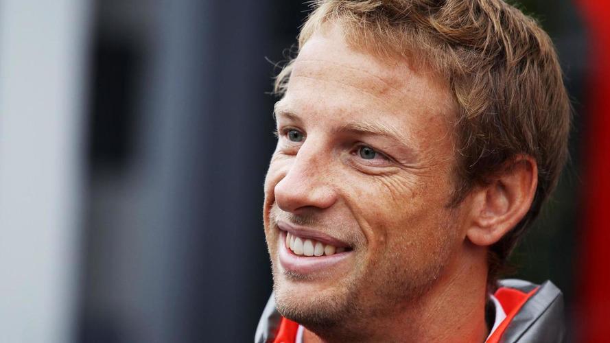 Button plays down McLaren exit talk